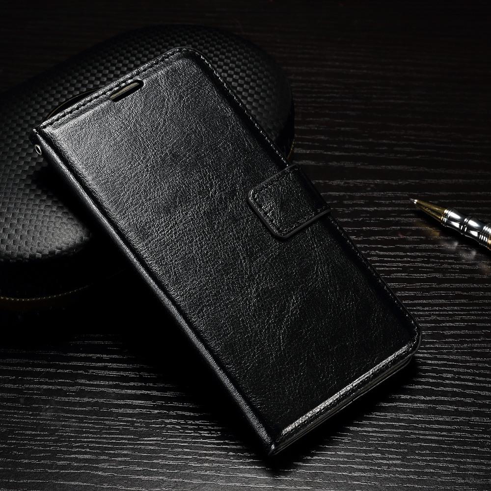 Husa piele fina, tip carte, functie stand, Huawei Ascend P9 - CaseMe, Negru